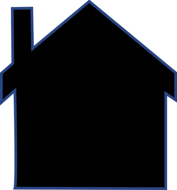 Free vector graphic: House, Home, Shelter, Live.