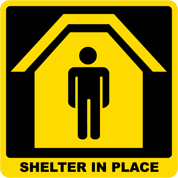 Toronto ice storm facts, shelter in place signs, new jersey.