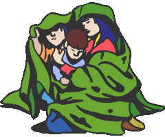 Shelter In Place Clipart.