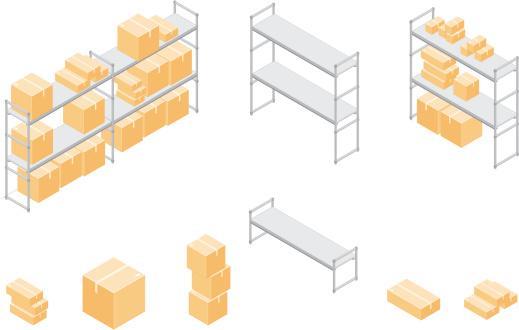 Shelved Clip Art, Vector Images & Illustrations.