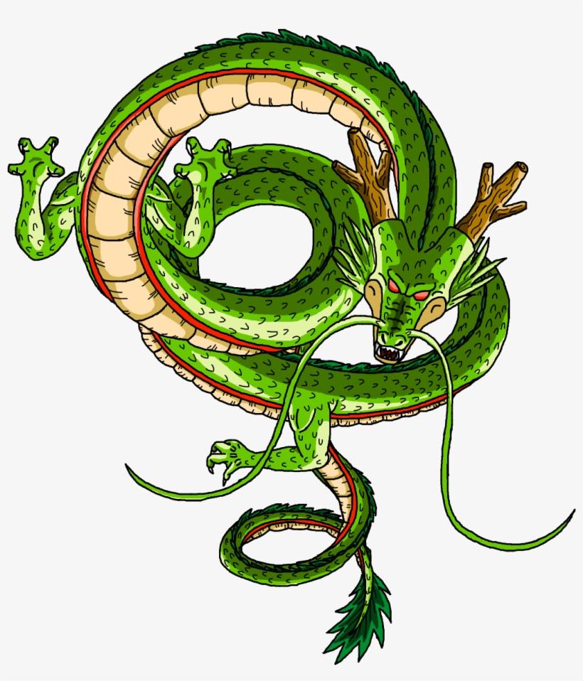 Dragon Shenron Png.
