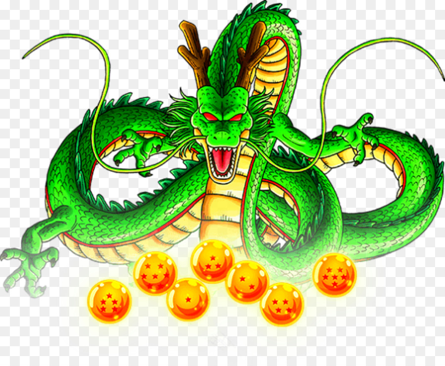Download Free png Shenron Dragon Ball Heroes Goku Dende.