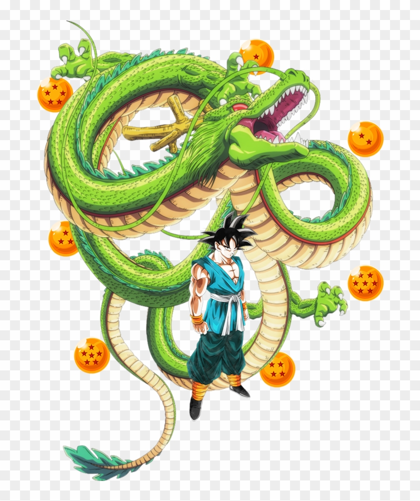 Dragon Shenron Png.