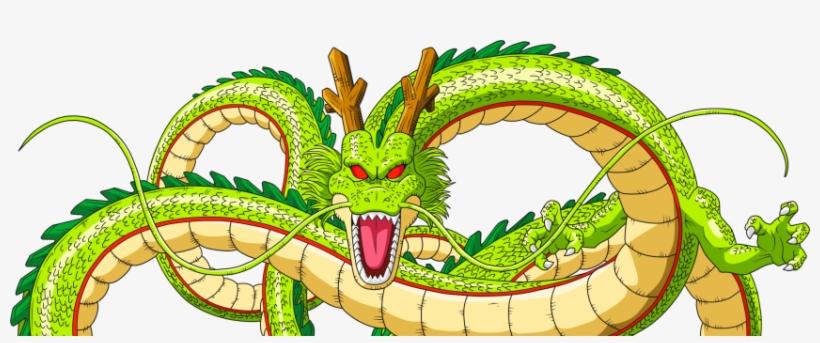 Shenron Transparent Dragonballz.