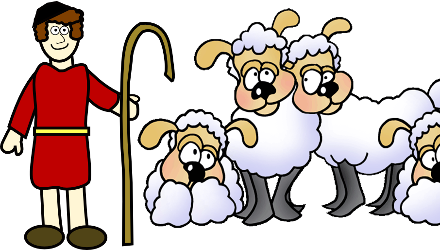 Sheep clipart shepherd, Sheep shepherd Transparent FREE for.
