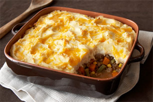 Updated Shepherd\'s Pie.