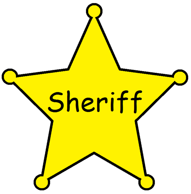 Sheriff Badge Clipart & Sheriff Badge Clip Art Images.