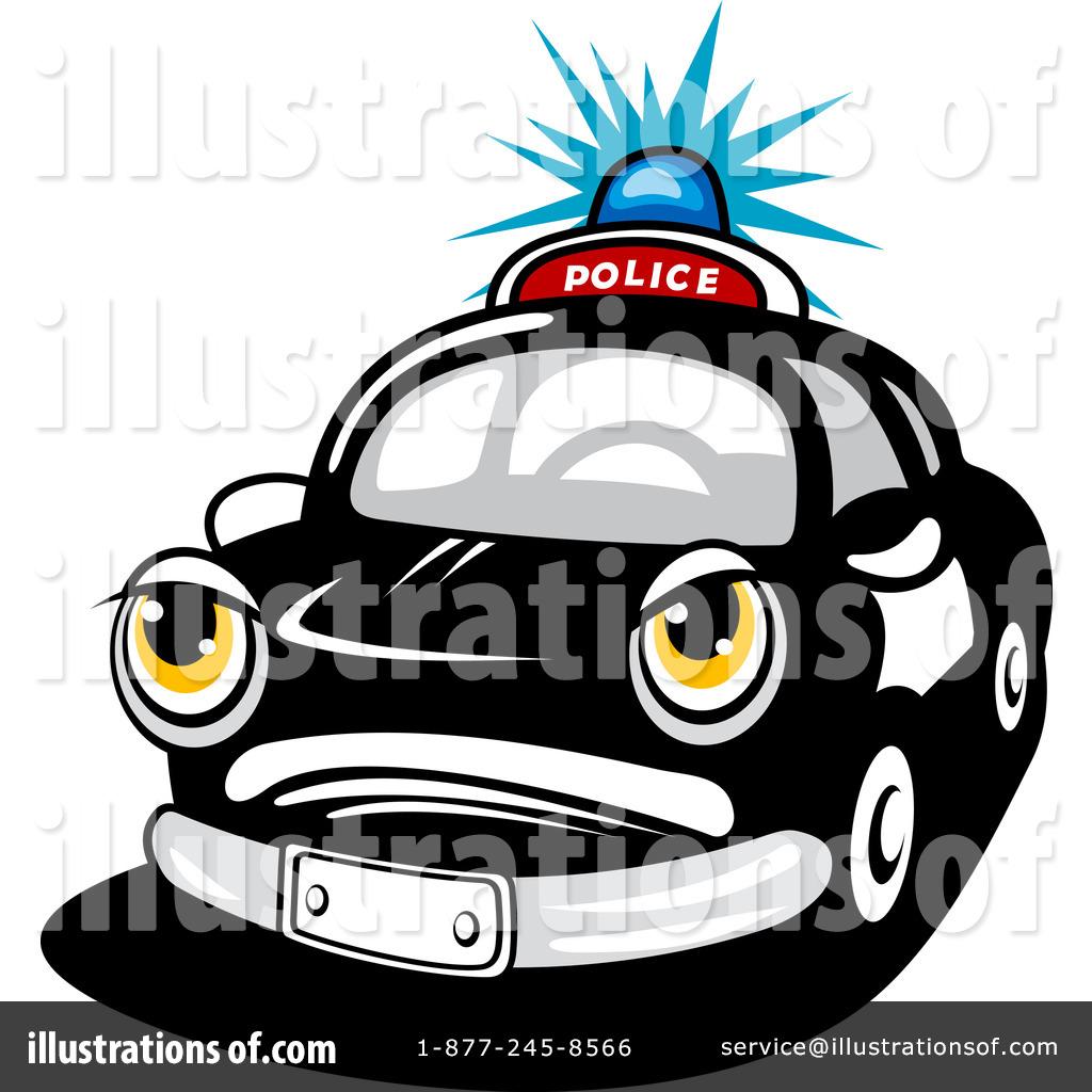 Police Car Clipart #1120130.