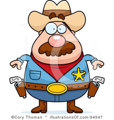 Sheriff clipart #17
