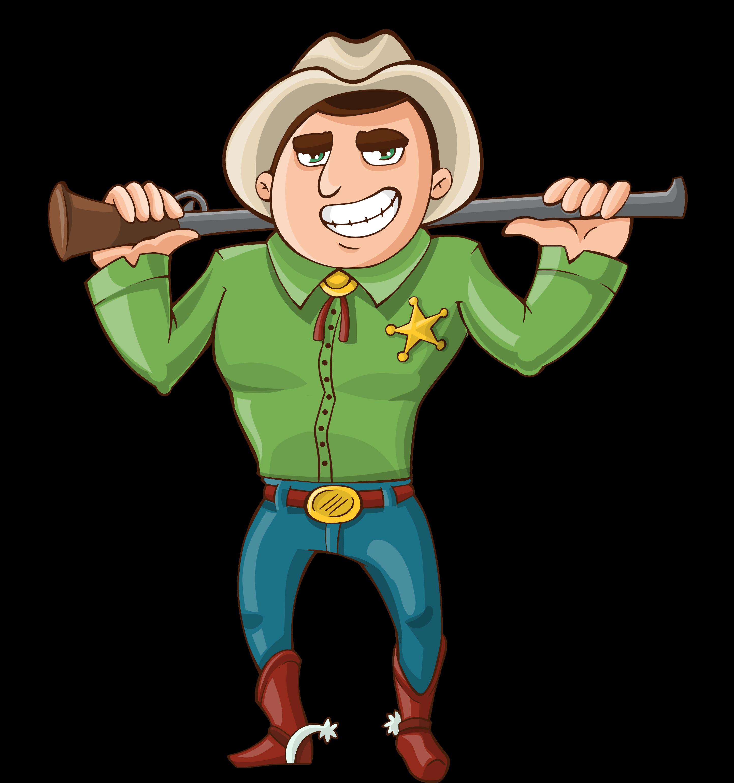 Sheriff clipart #7