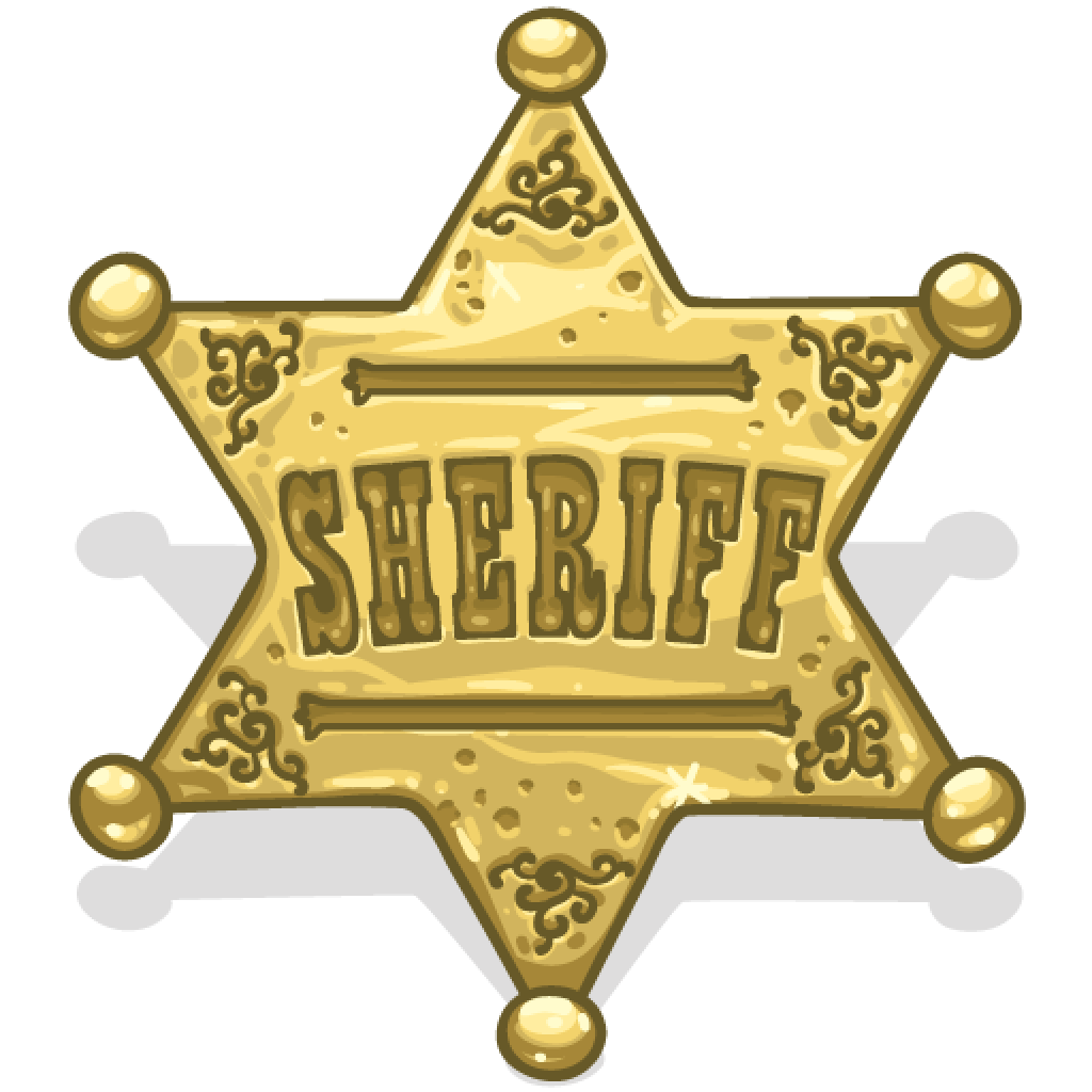 Free Sheriff Badge, Download Free Clip Art, Free Clip Art on.