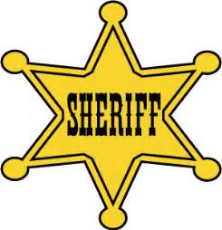Similiar Sheriff Star Logo Keywords.
