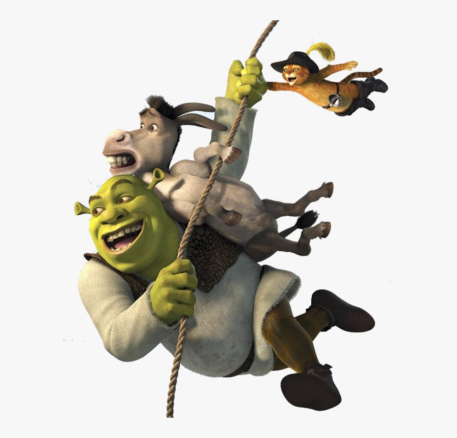 Shrek Clipart White Background.