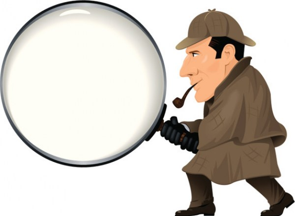 Clipart Of Sherlock Holmes.