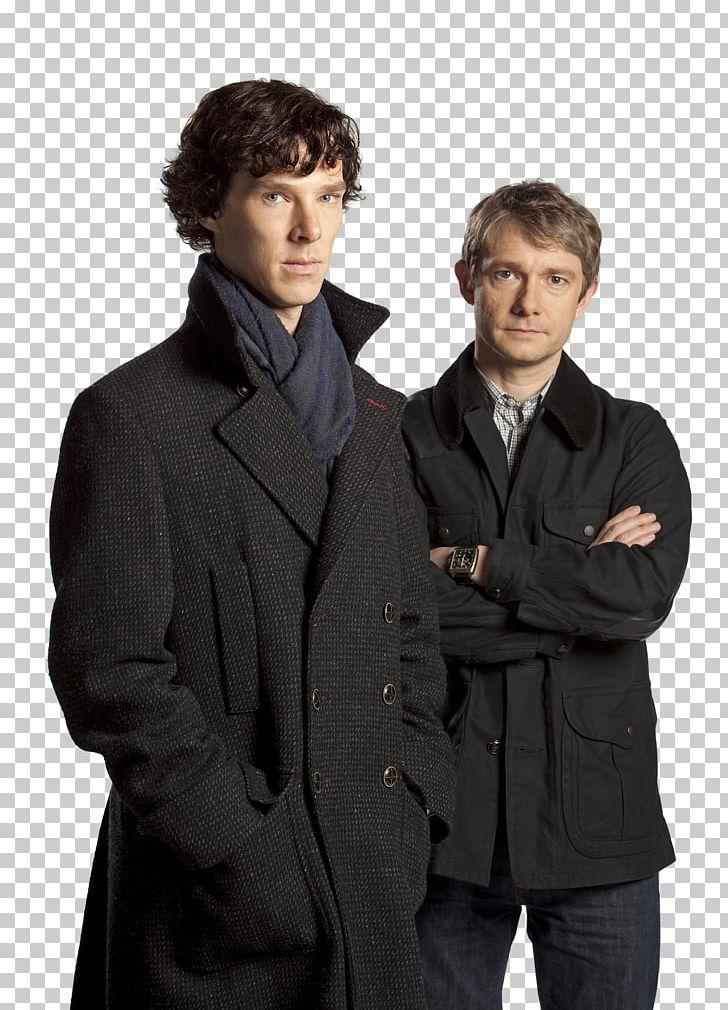 Benedict Cumberbatch Sherlock Holmes Doctor Watson Martin.