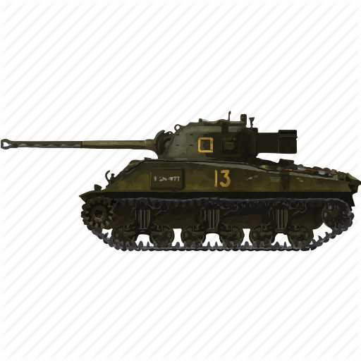 \'Tanks of WWII\' by Scott\'s Icons.