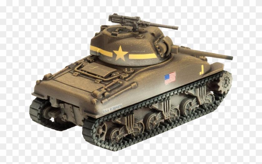 M4 Sherman Tank Platoon (ubx55).