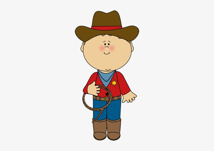 Western Sheriff Clipart.