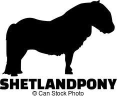 Shetland pony Stock Illustration Images. 41 Shetland pony.