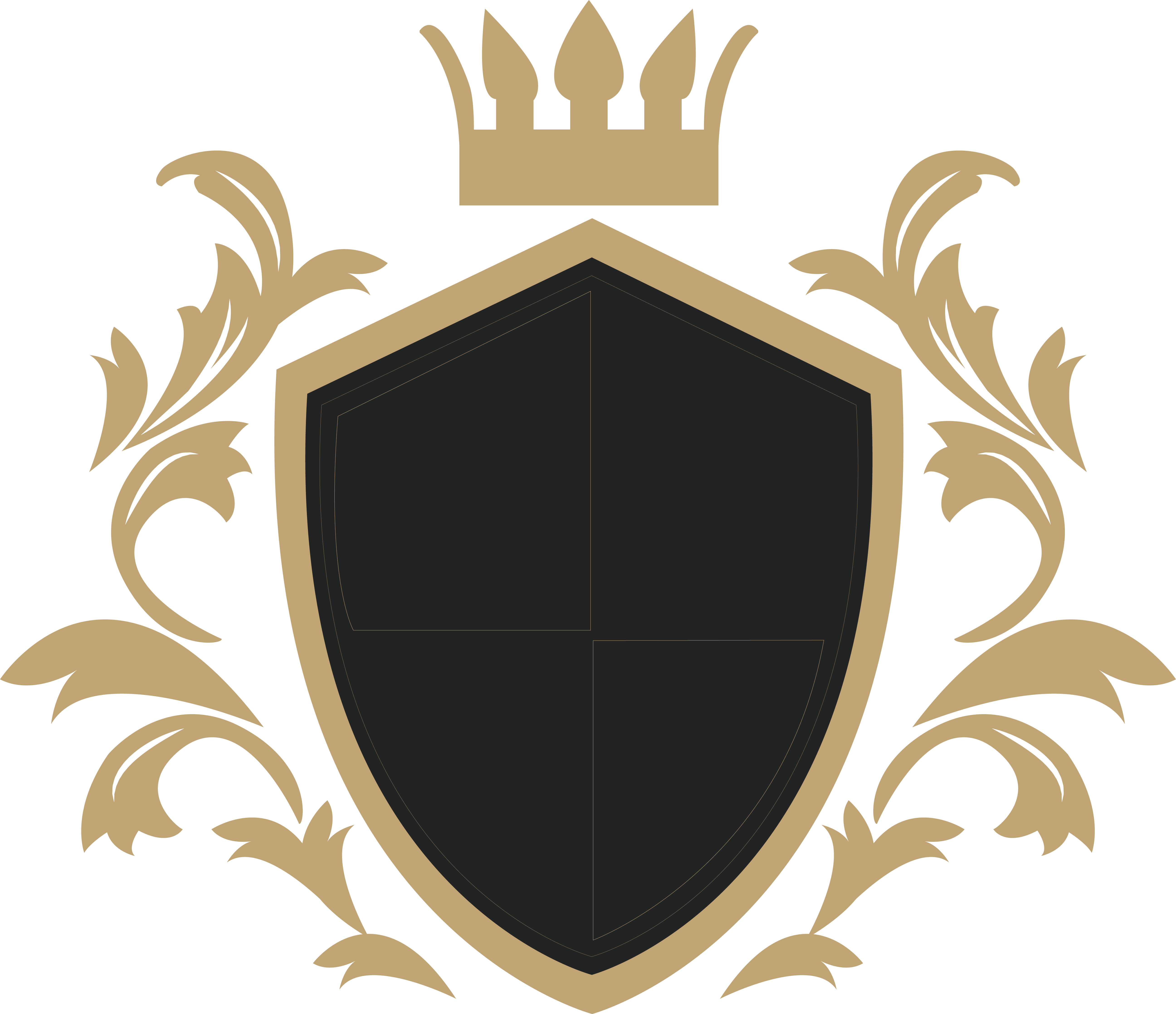 Shield Free PNG Image.