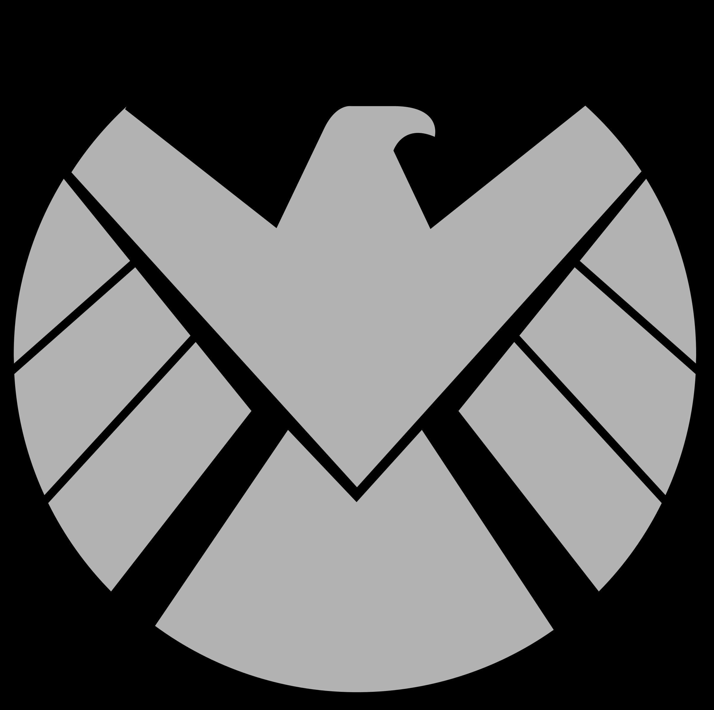 Marvel Shield Logo Png & Free Marvel Shield Logo.png.
