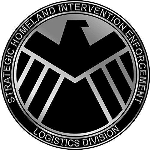 Marvel Shield Logo.
