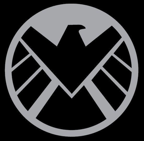 Avengers S.H.I.E.L.D logo.