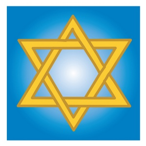 Free star of david clipart.