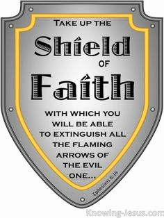 Shield of Faith.