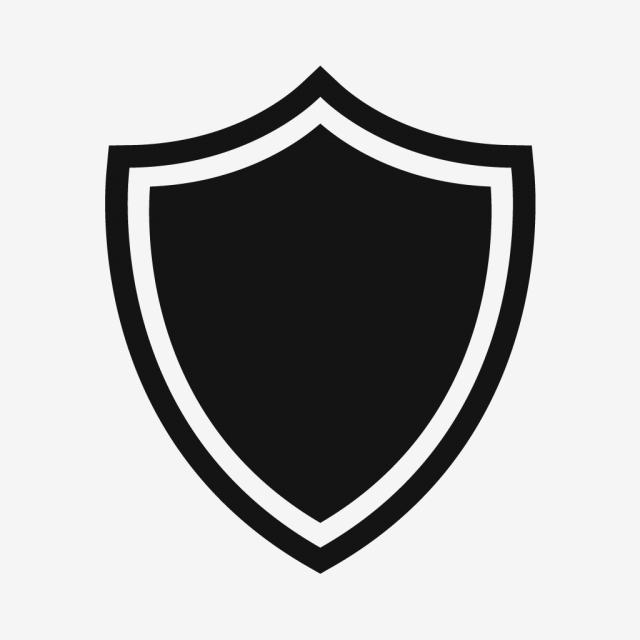 Vector Shield Icon, Safety Icon, Protection Icon, Shield.