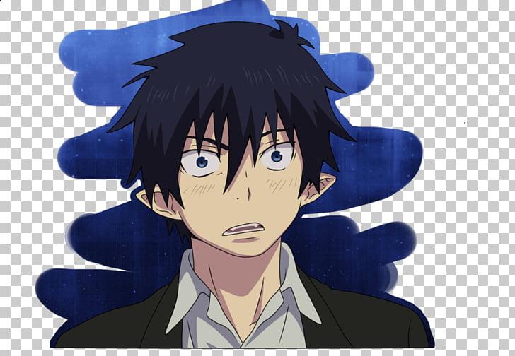 Rin Okumura Blue Exorcist Shiemi Moriyama Anime, Anime PNG.