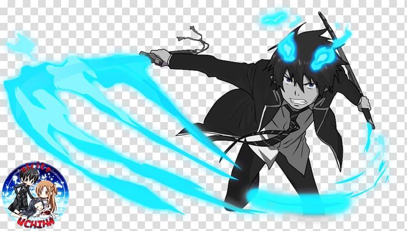 Rin Okumura Shiemi Moriyama Blue Exorcist Anime, Anime.