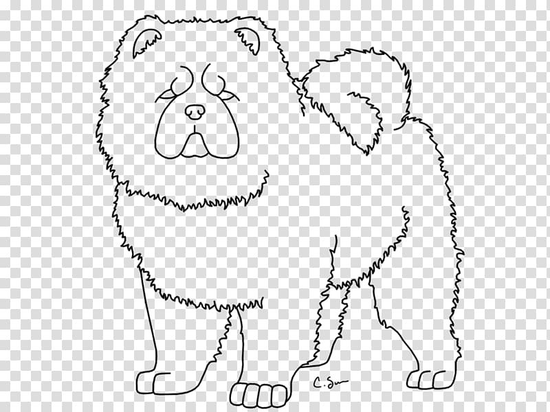 Dog breed Chow Chow Whiskers Puppy Labrador Retriever, shih.