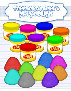 Paint Can Clipart.