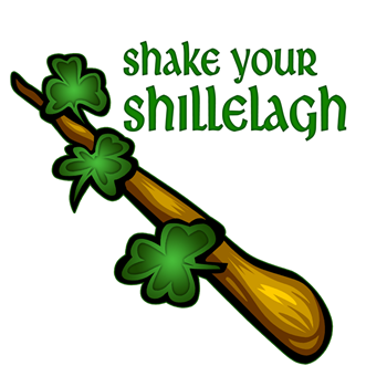 Shake Your Shillelagh T.