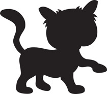 Free Silhouettes Clipart.