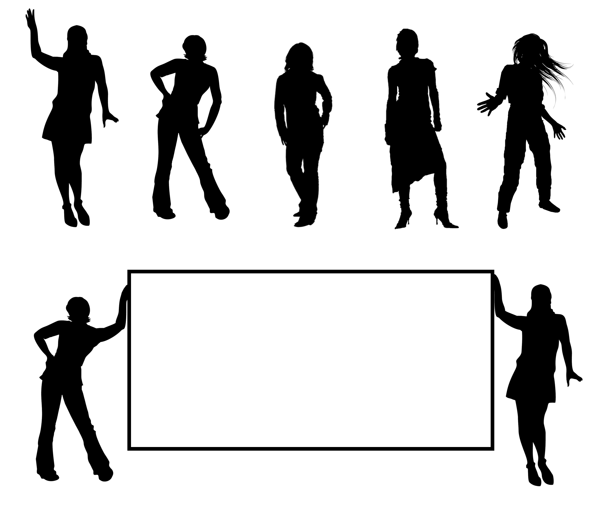 Free Silhouette Clip Art Pictures.