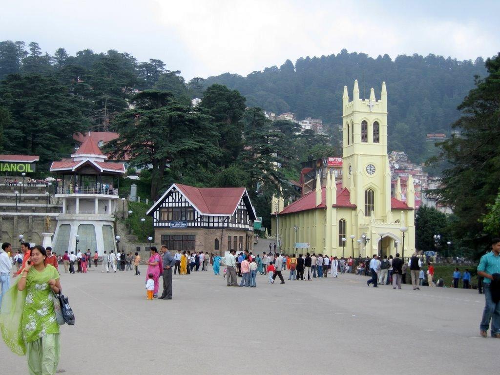 Dalhousie.Dharamshala.Manali.Shimla..