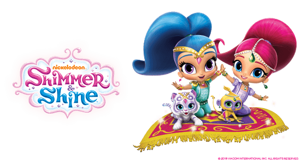 New Shimmer & Shine toy range is now at Smyths Toys UK.