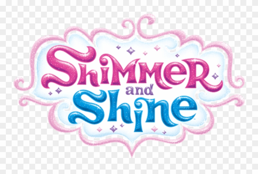 Free Png Download Shimmer And Shine Logo Clipart Png.