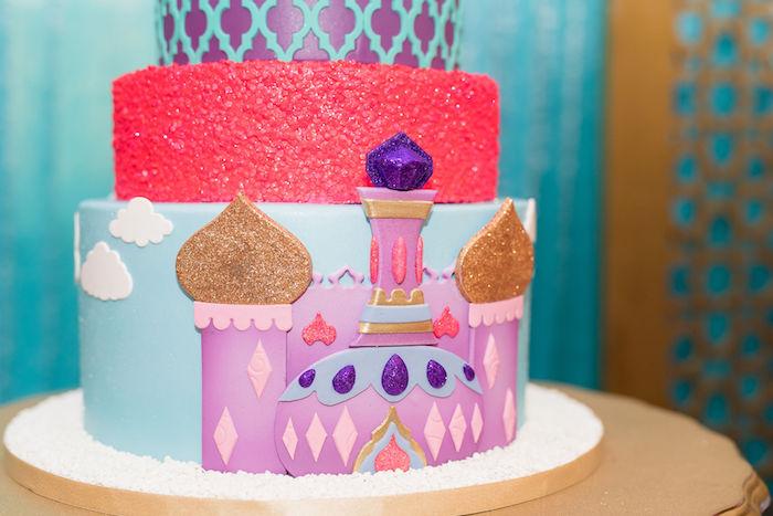 Kara\'s Party Ideas Shimmer and Shine Arabian Princess.