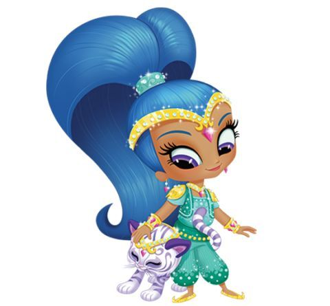 Shimmer And Shine Clipart. by Clipground in 2019.