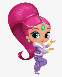 Free Shimmer And Shine Clip Art with No Background.