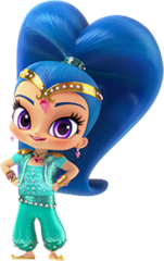 99 Best Shimmer and Shine PNG, Wallpaper, Clipart, Vector.