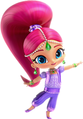 Get To Know All The Characters from Shimmer and Shine.