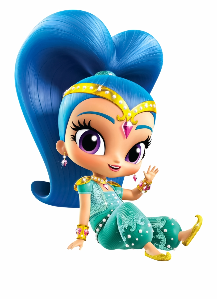 Shimmer And Shine Shine Png Clip Art Image.