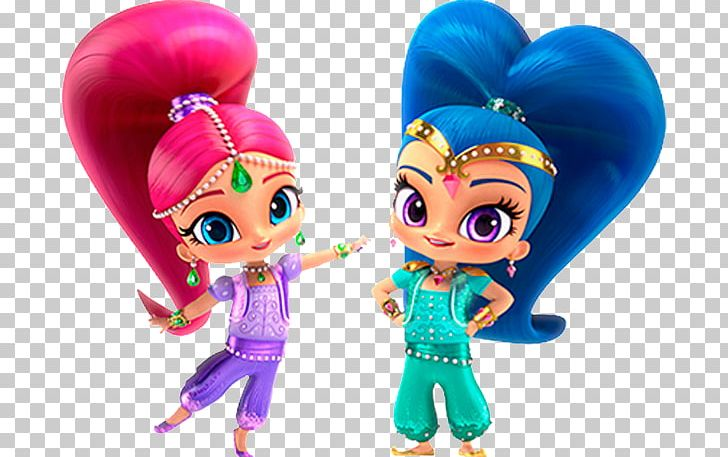 Nickelodeon Bumbalu Television Show Shimmer And Shine PNG.