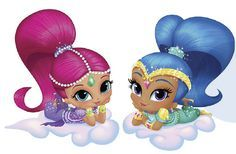 9 Best Shimmer and Shine printables images.