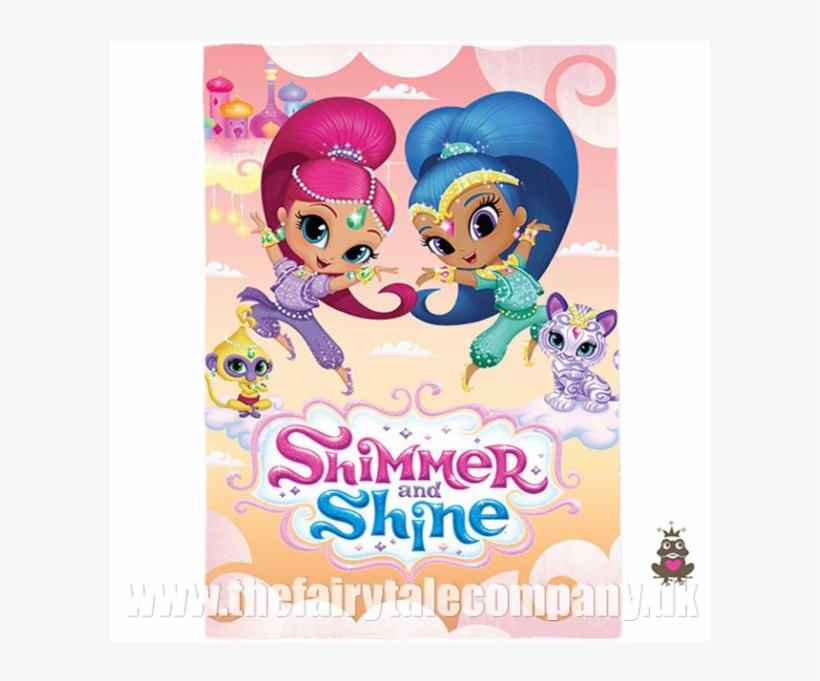 Shimmer And Shine Png Transparent PNG.