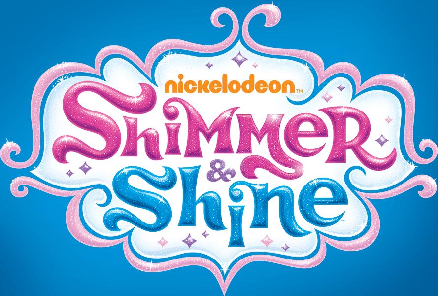 Shimmer and shine logo png 2 » PNG Image.